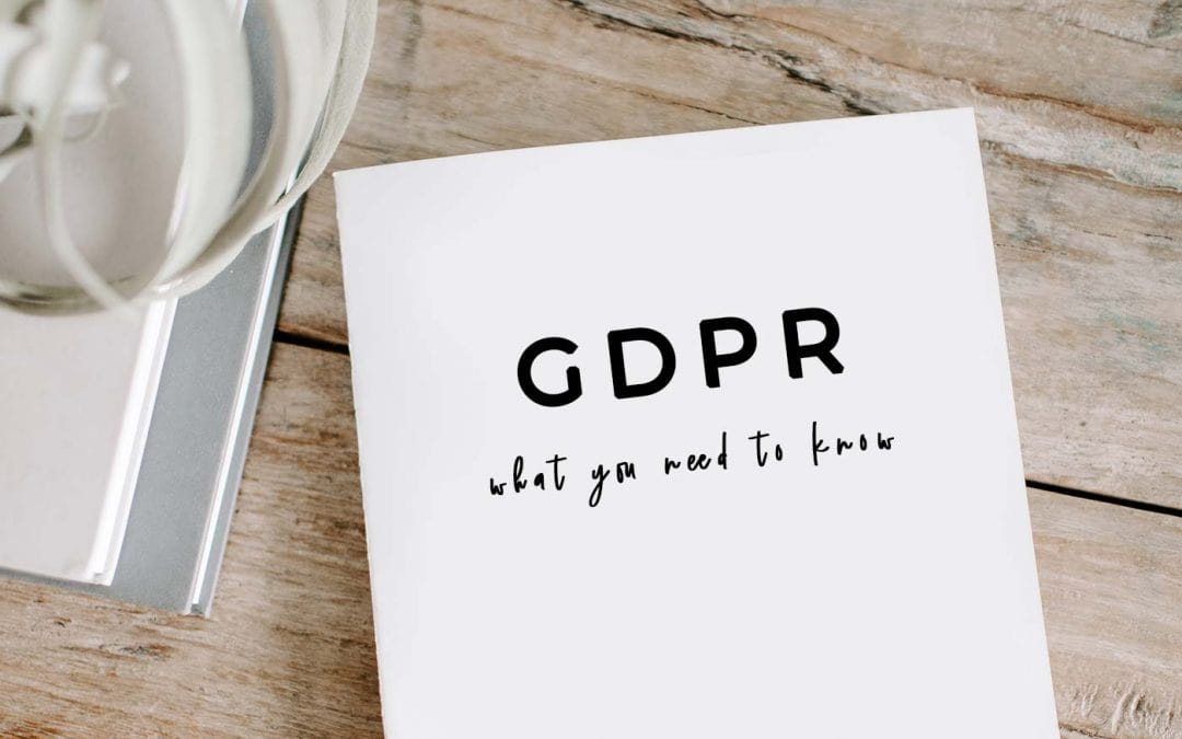 GDPR IS COMING WILL YOUR WEBSITE BE READY
